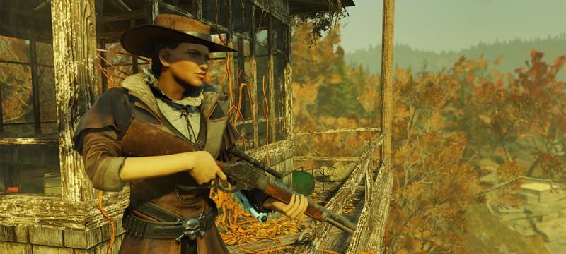 Серверы Fallout 76 уже работают