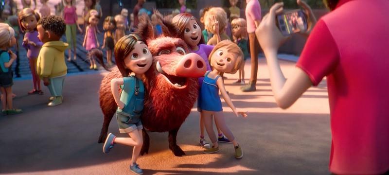 Нашествие игрушечных шимпанзомби в новом трейлере мультфильма Wonder Park