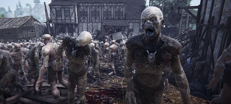 Новый трейлер The Black Masses показал расчленение 10 000 зомби