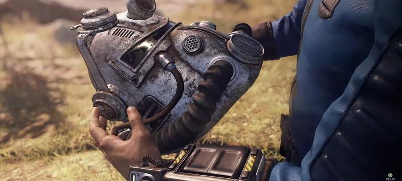 Как быстро найти силовую броню в Fallout 76