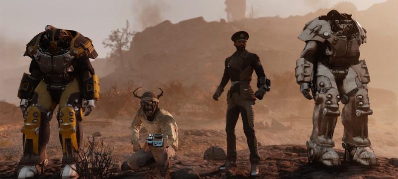 Релизный стрим Fallout 76 — продолжение