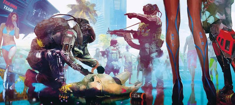 Интерес к Cyberpunk 2077 гораздо выше, чем к The Witcher