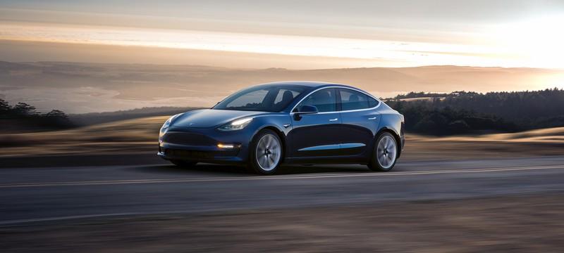 Tesla пытается сократить время доставки Tesla Model 3 до покупателей