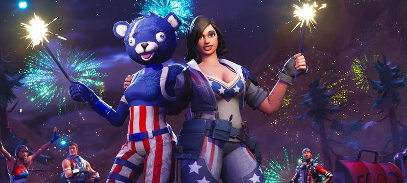 Fortnite стала игрой года по версии Golden Joysticks Awards 2018