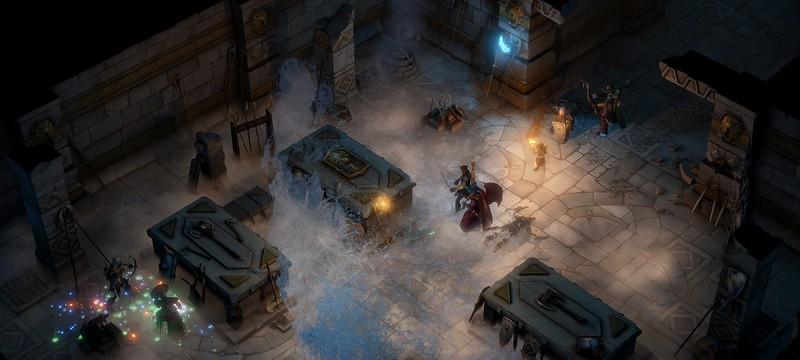 Pathfinder: Kingmaker выйдет на PS4, Xbox One и Switch