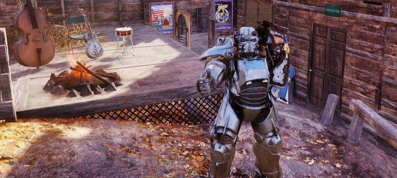 Fallout 76 получит слайдер области обзора (FOV)