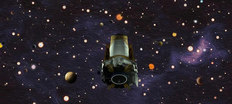 NASA отключила телескоп Kepler после 9 лет работы
