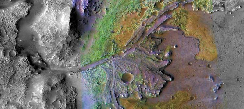 NASA определилось с посадочной площадкой для миссии Mars 2020