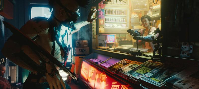 В Cyberpunk 2077 можно будет изучать помещения в зданиях