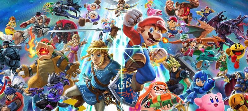 Super Smash Bros. Ultimate побила рекорд предзаказов для Switch