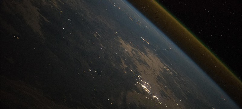 Потрясающее видео космического запуска — вид с МКС