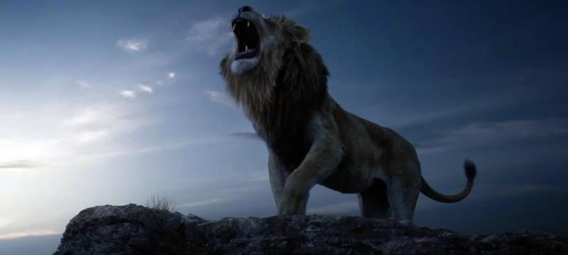 """Трейлер """"Короля Льва"""" стал самым популярным в истории Disney"""