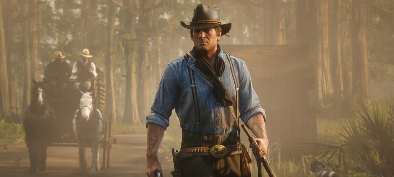 Патч 1.03 для Red Dead Redemption 2 не исправил проблему HDR