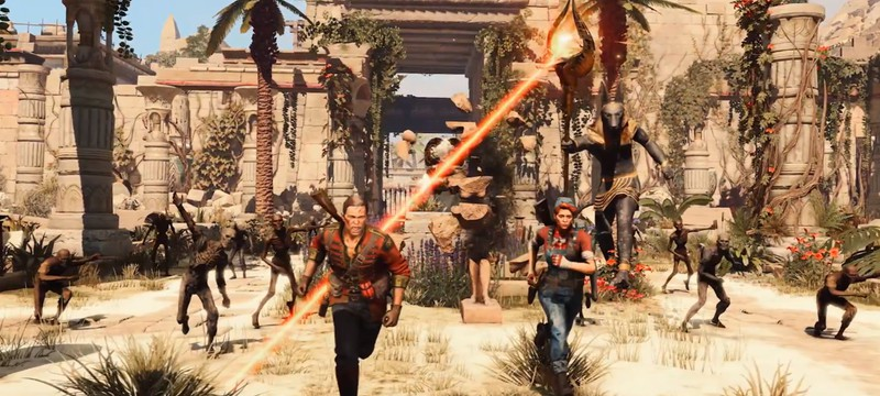 Египетские монстры в заключительном сюжетном DLC для Strange Brigade