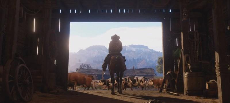 Получить золотой слиток в Red Dead Online можно за 50 сетевых матчей
