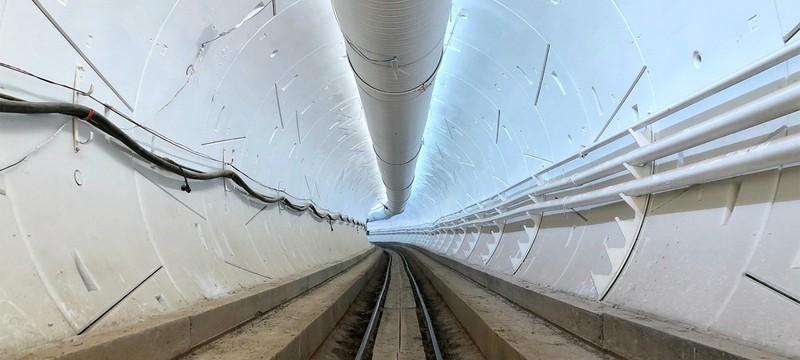 Буровая компания Илона Маска не будет строить один из туннелей под Лос-Анджелесом