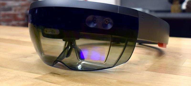 Microsoft предоставит армии США девайсы расширенной реальности HoloLens