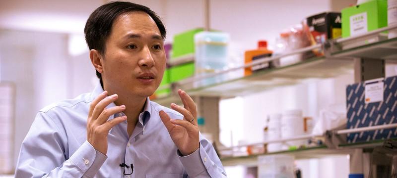 В Китае раскритиковали учёного, изменившего гены эмбрионов человека