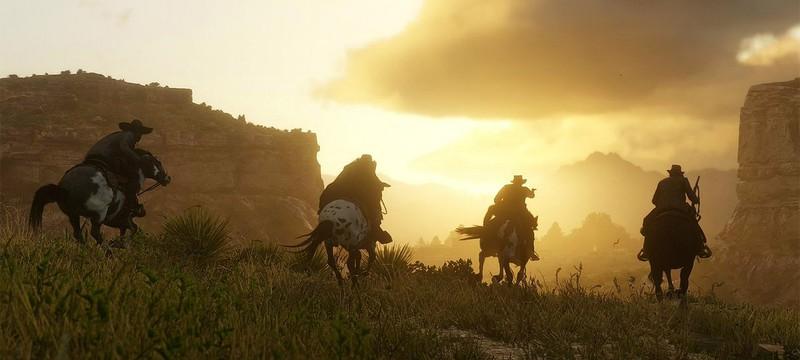 Сравнение графики и особенностей Red Dead Redemption 2 и GTA 5