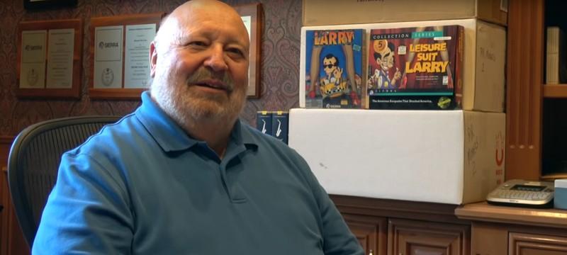 Создатель Leisure Suit Larry выставил дискеты с исходниками своих игр на аукцион
