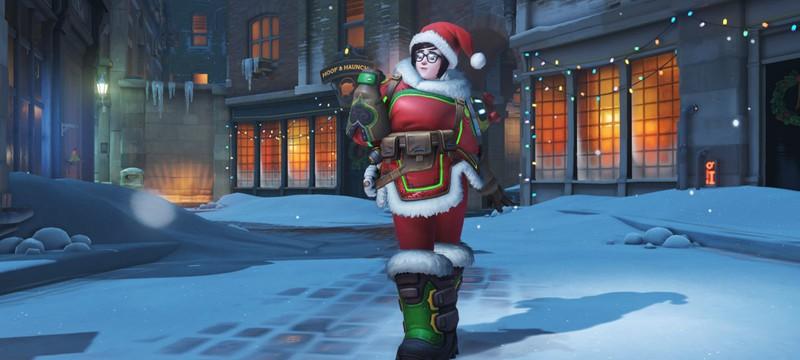 Новогодний ивент Overwatch вернется 11 декабря