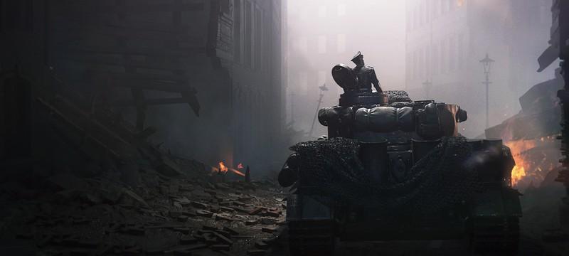 DICE выпустит первое крупное обновление к Battlefield 5 сегодня