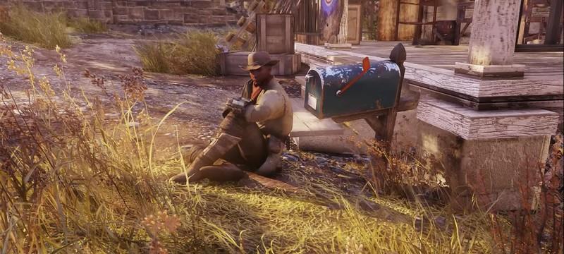 Внутриигровые ивенты стартуют в Fallout 76 в начале 2019 года
