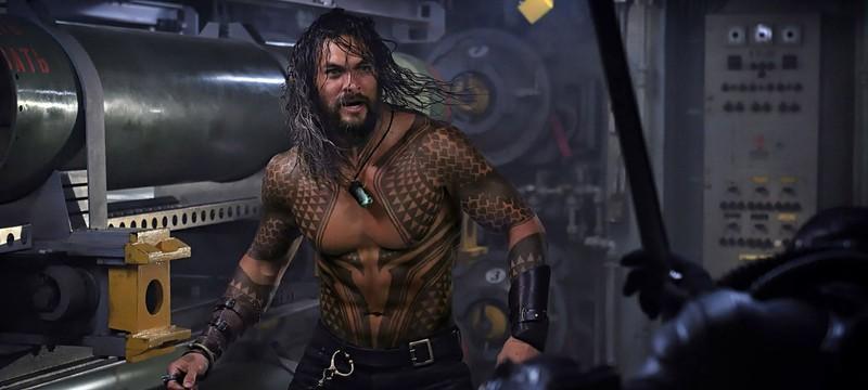 """Warner Bros. уже думает о сиквеле """"Аквамена"""""""