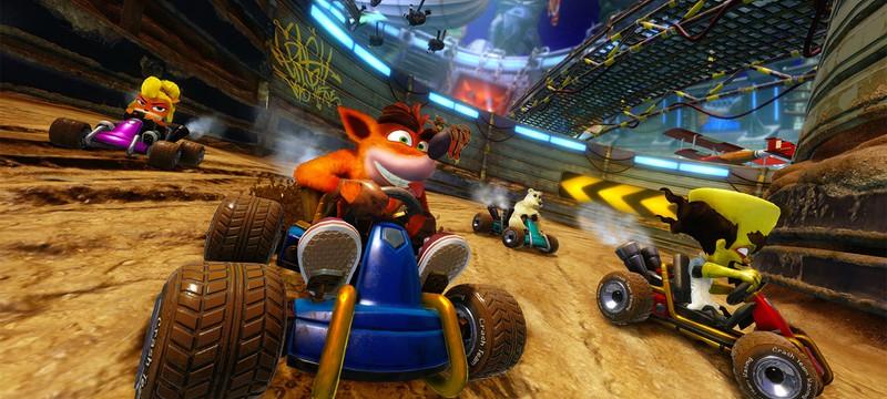 TGA 2018: Ремейк Crash Team Racing Nitro-Fueled выйдет в июне 2019 года
