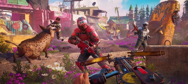 Геймплей и детали Far Cry New Dawn
