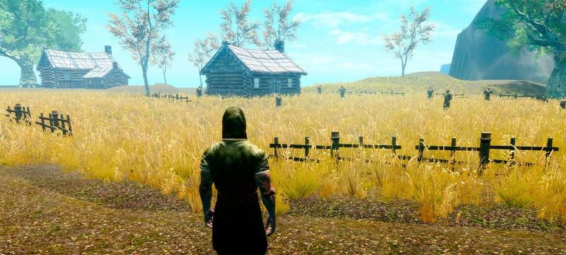 Моддер воссоздает World of Warcraft в Skyrim