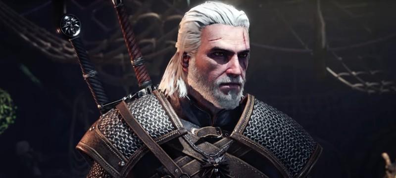 Monster Hunter: World получит коллаборацию с The Witcher 3 и дополнение Iceborne