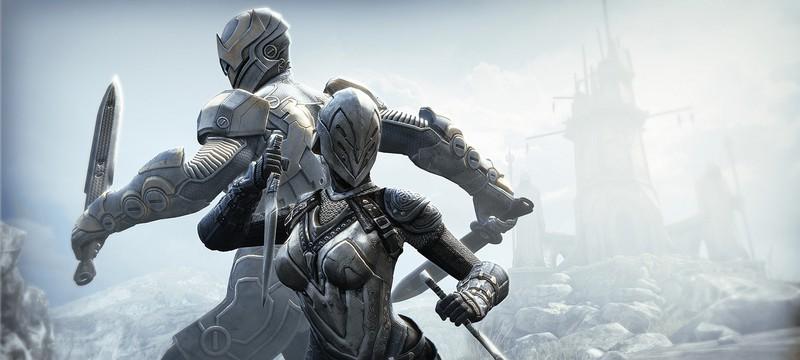 Epic Games прекращает поддержку трилогии Infinity Blade для iOS