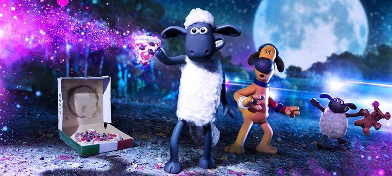 Дебютный трейлер мультфильма A Shaun the Sheep Movie: Farmageddon