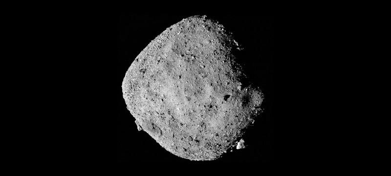 Первые секреты астероида Бенну: вода, жестокое прошлое и пустоты