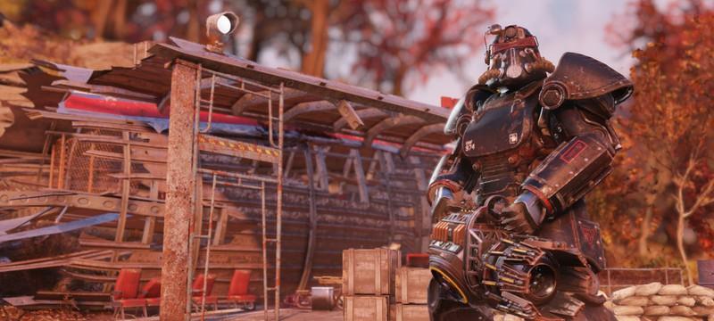 В PC-версии Fallout 76 появилась функция push-to-talk