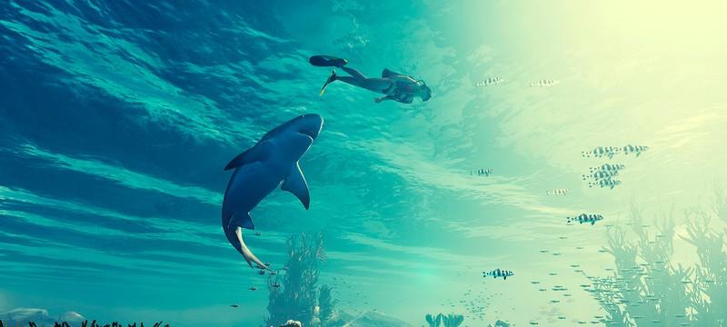 Симулятор акулы выйдет эксклюзивно в магазине Epic Games