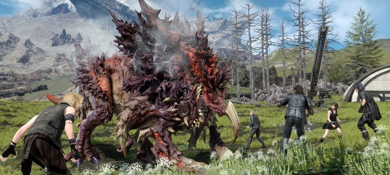 В PC-версии Final Fantasy XV появилась поддержка DLSS