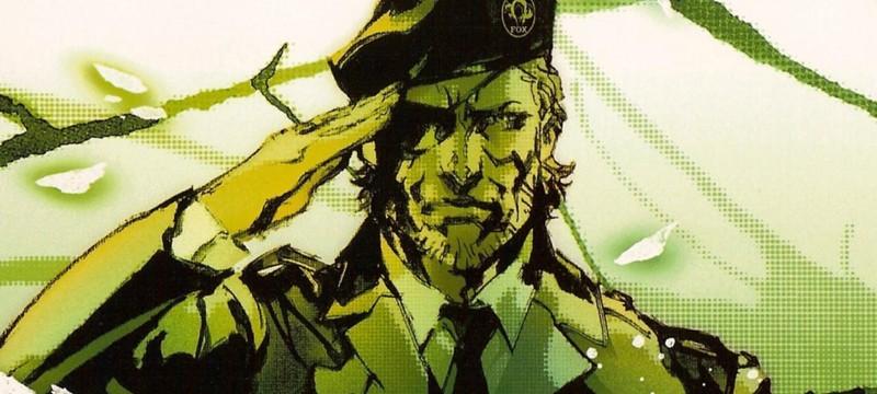 Анонсирована настольная игра по мотивам Metal Gear Solid