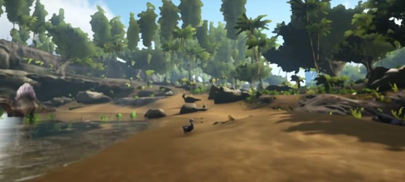 """Мешанина из пикселей"" — Digital Foundry о Switch-версии Ark Survival: Evolved"