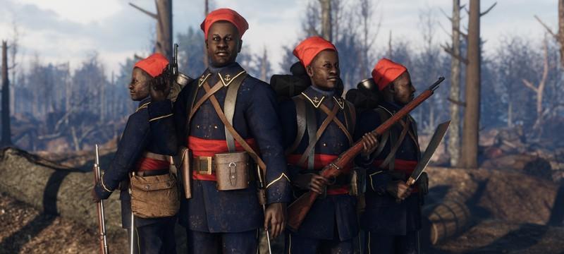 В Verdun добавили режим на 64 игроков и новую фракцию