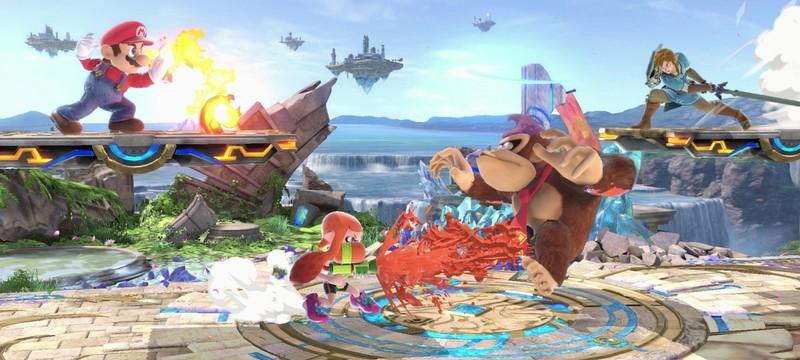 Super Smash Bros. Ultimate возглавил игровой чарт продаж в странах EMEAA