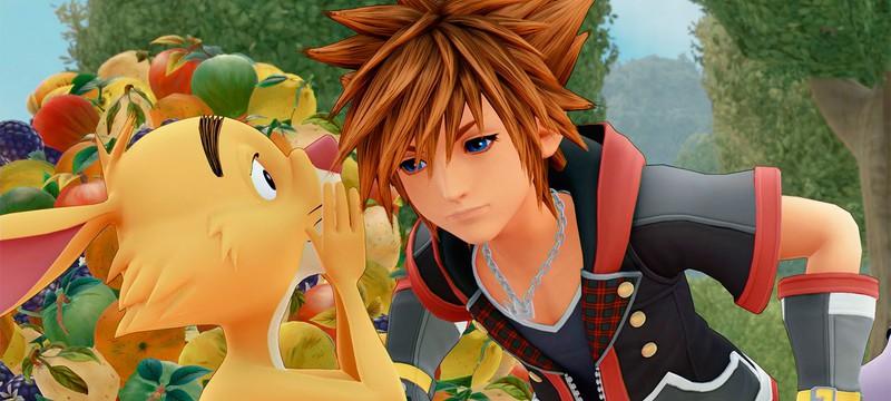 Слух: Релизная версия Kingdom Hearts 3 уже у геймеров — осторожно со спойлерами