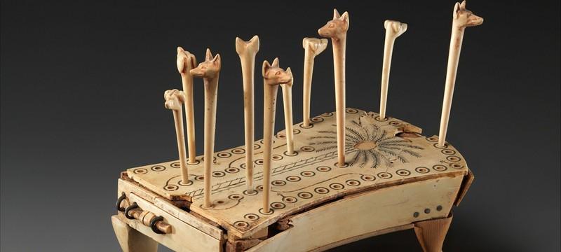 Археологи нашли 4000-летнюю настольную игру