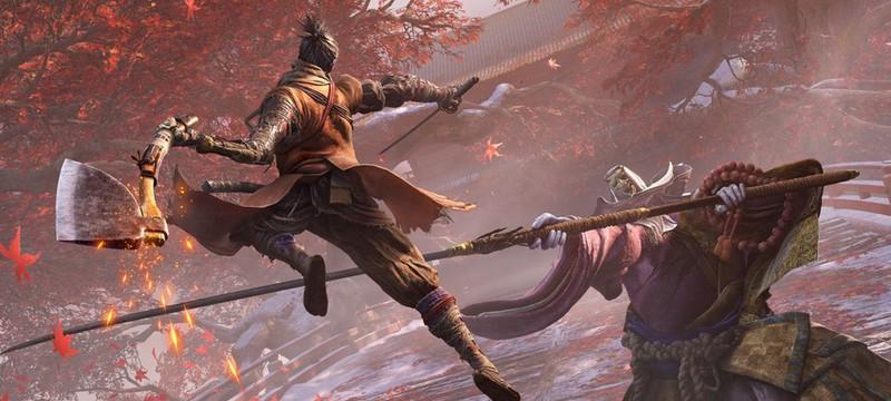 Sekiro: Shadows Die Twice возглавила список самых ожидаемых игр в Steam