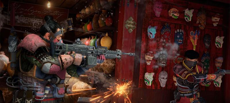 Камуфляж оружия и кастомные игры появятся в Затмении Black Ops 4