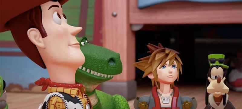 Финальный трейлер адвенчуры Kingdom Hearts 3