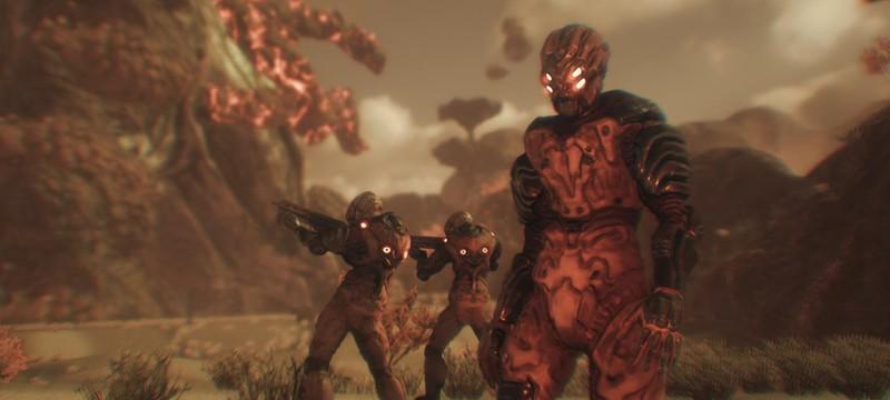 Mass Effect по-русски — сюжетный трейлер Orange Cast