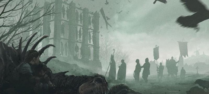Проникновенные концепт-арты A Plague Tale: Innocence