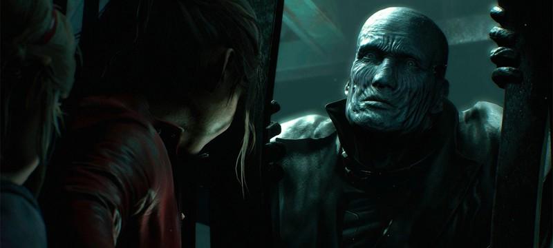 Официальное сравнение ремейка и оригинала Resident Evil 2
